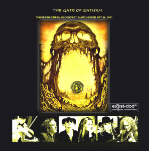 Tangerine Dream Digital Album The Gate Of Saturn cut_1h10